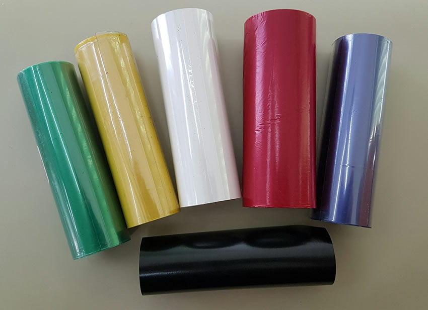 Ribbon Colorido - Filme Ribbon Color